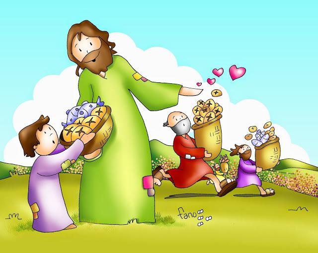 Chúa Ban Nhiều Điều Thiết Yếu